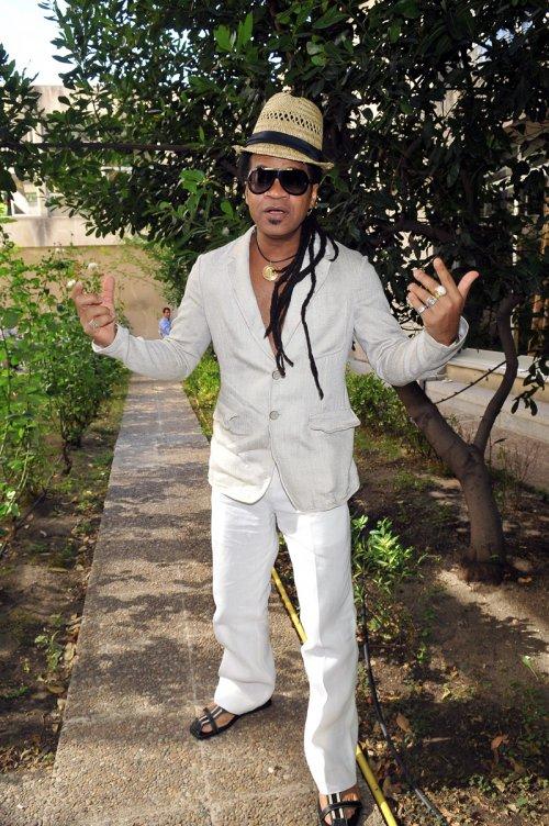 Carlinhos Brown, puro ritmo como coach de 'The Voice Brasil'
