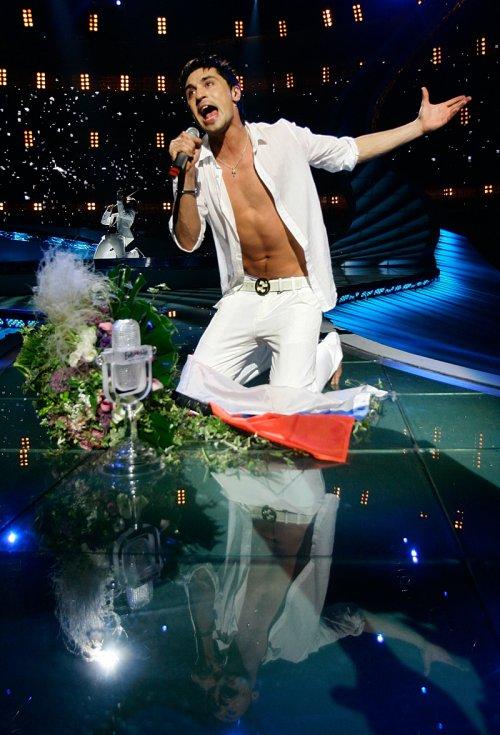 El ganador de Eurovisión, Dima Bilan, coach de 'The Voice' Rusia