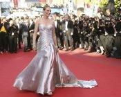 Uma Thurman, la mejor vestida en la alfombra roja del Festival de Cannes 2013