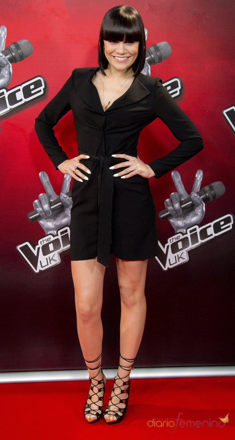 Jessie J, la coach más cañera arrasa en 'The Voice UK'