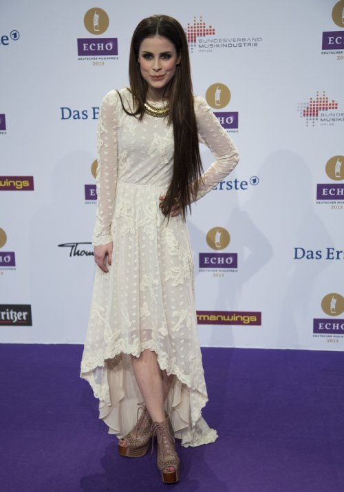 La ganadora de Eurovision Lena Meyer-Landrut, coach de 'The Voice Kids' Alemania