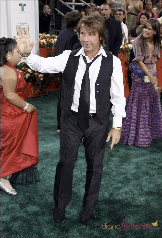 Ricardo Montaner, coach de 'La Voz Colombia' y ganador de la primera edición