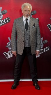 Tom Jones, la leyenda de la música es coach en 'The Voice UK'