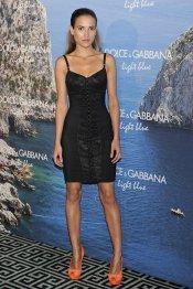 La actriz Ana Fernández en la fiesta Dolce y Gabbana Mediterranean Summer 2013