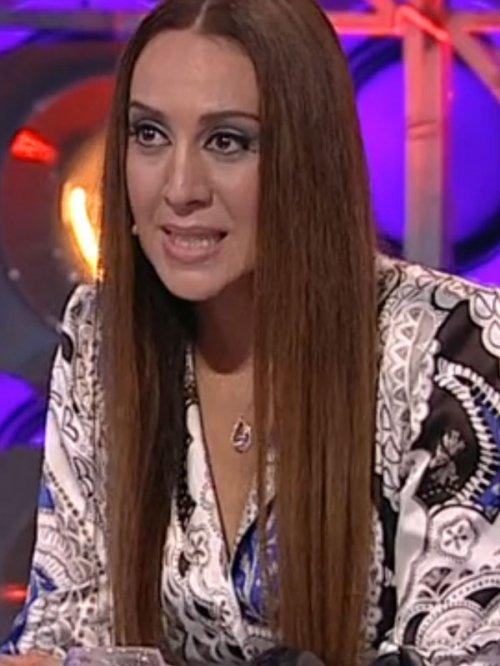 Mónica Naranjo, la más directa del jurado del Número 1