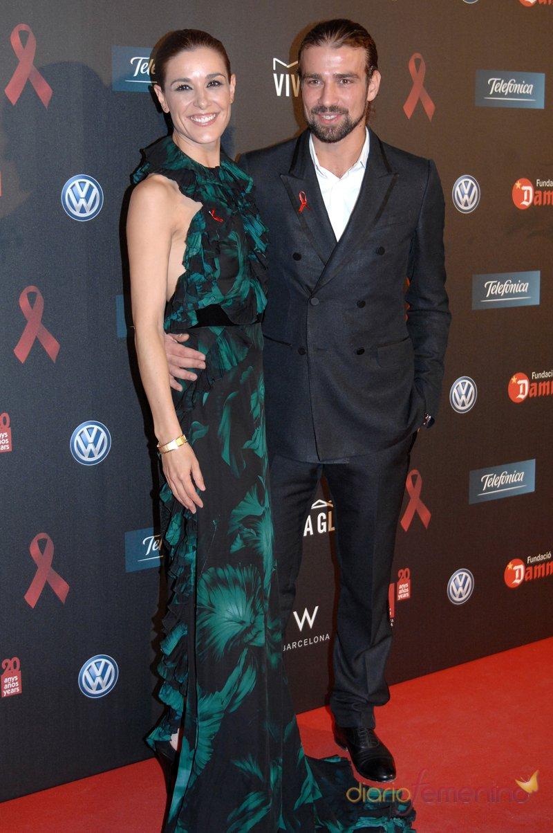Raquel Sánchez Silva y su novio, el cámara de Supervivientes Mario Biondo