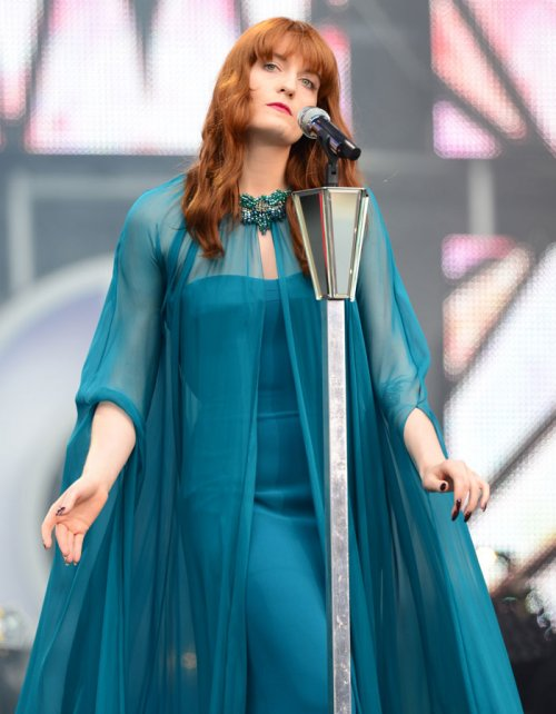 Macroconcierto por las mujeres: Florence and The Machine canta en Londres