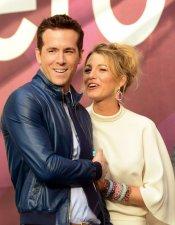 Macroconcierto por las mujeres: Ryan Reynolds y Blake Lively