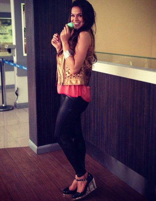 Bruna Marquezine, novia de Neymar: su lado más divertido