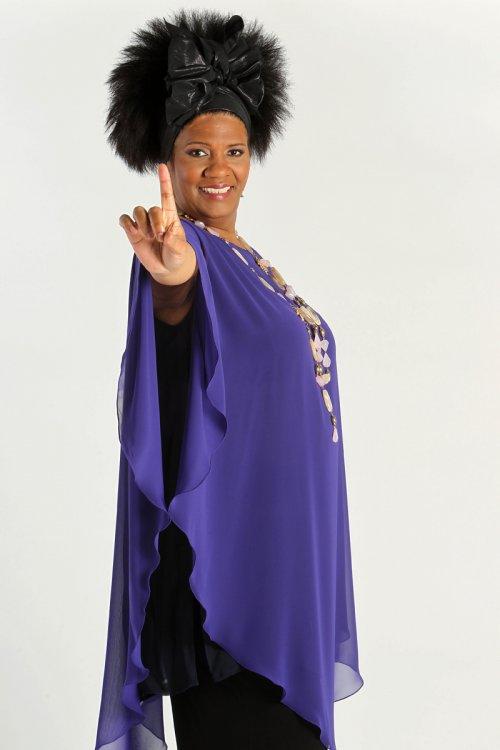 Telva Rojas, concursante de la segunda edición de El Número Uno
