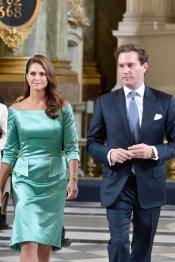 Magadalena de Suecia y Christopher O'Neill: una pareja elegante