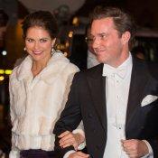 Magdalena de Suecia y Chris O'Neill, cenas de gala