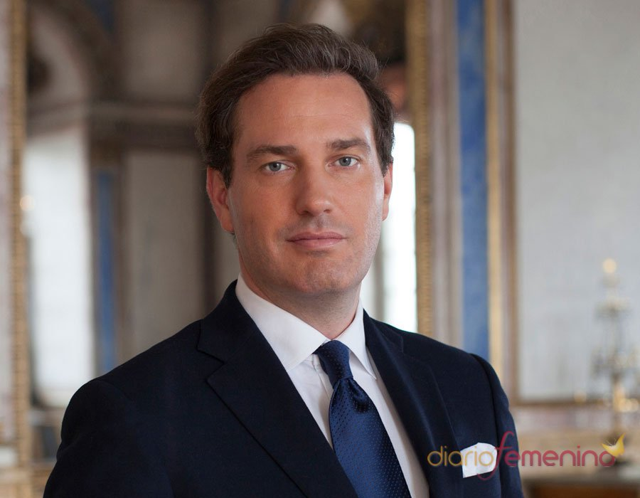 Chris O'Neill, el empresario que enamoró a Magdalena de Suecia