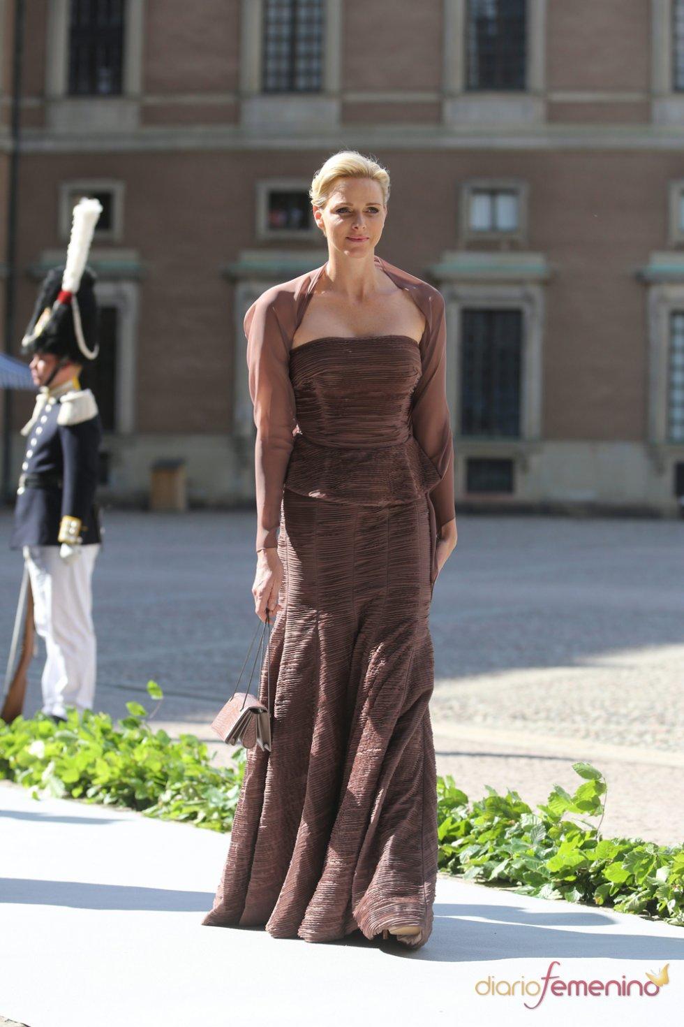 Charlene de Mónaco, abandonada en la Boda Real de Mónaco