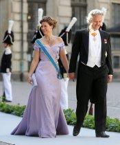 Marta Luisa de Noruega y su marido Ari Behn