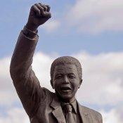 Nelson Mandela, el líder más importante de Sudáfrica