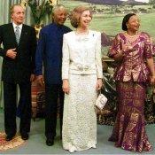 Nelson Mandela y su amistad con el Rey Juan Carlos y la Reina Sofía