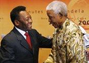 Nelson Mandela y Pelé: un político apegado al fútbol