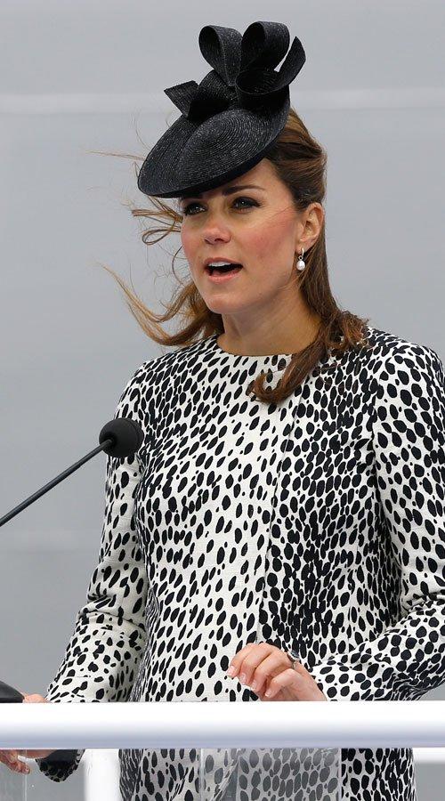Kate Middleton, embarazada: el vestido premamá más elegante