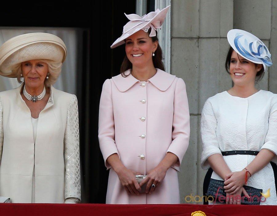 El último vestido de premamá de Kate Middleton