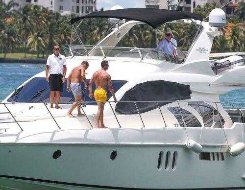 El barco de Cristiano Ronaldo, puro placer para la vista
