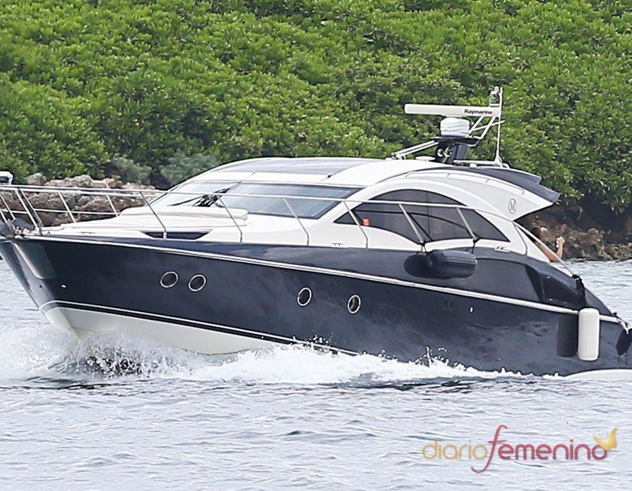 El capricho de Cristiano Ronaldo sin Irina Shayk: un barco de ensueño