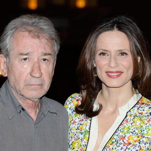 Aitana Sánchez Gijón y José Sacristán, veteranos de Galerías Vélvet