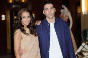 Paula Echevarría y Miguel Ángel Silvestre: la pareja de Galerías Vélvet
