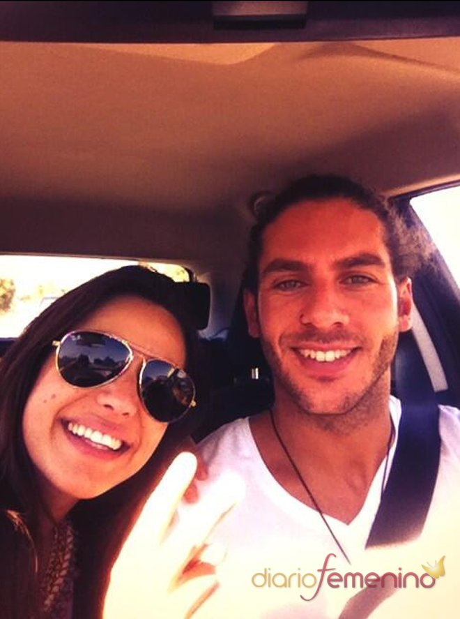 Kristian y Sonia Walls están viajando por toda España tras salir de GH 14