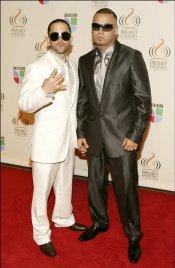 Wisin y Yandel, primer grupo que hace de coach en La Voz México