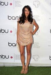 Paula Prendes trabaja con Bambú en la serie 'Gran Reserva: El Origen'