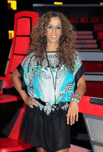Rosario Flores repite como coach de 'La Voz'