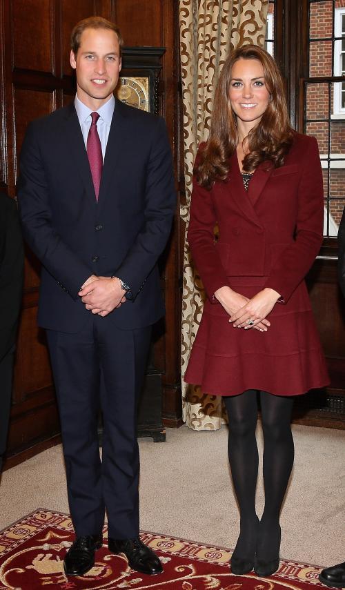 Kate Middleton y el Príncipe Guillermo han creado expectación con su nuevo hijo