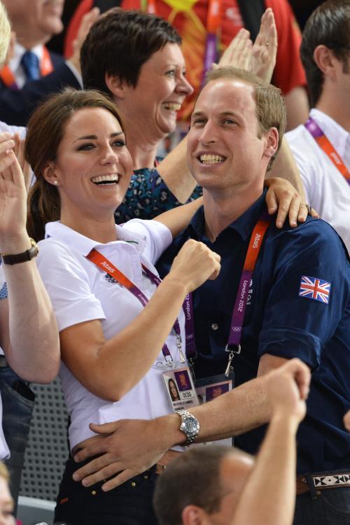 Kate Middleton y el Príncipe Guillermo inculcarán a su bebé los beneficios del deporte