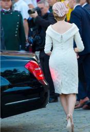 El look de Matilde de Bélgica para la ceremonia de investidura