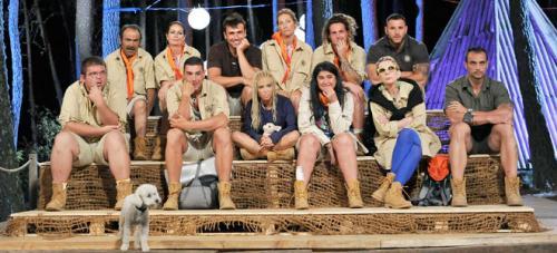 Los concursantes del 'Campamento de Verano'