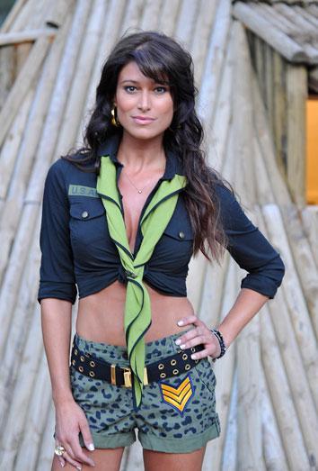 Sonia Ferrer, la presentadora del 'Campamento de Verano'