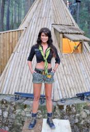 Sonia Ferrer es la presentadora del 'Campamento de Verano'