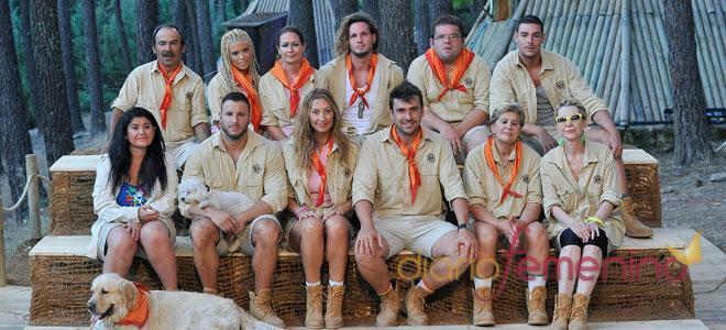 Comienza el nuevo reality show de Telecinco 'Campamento de Verano'
