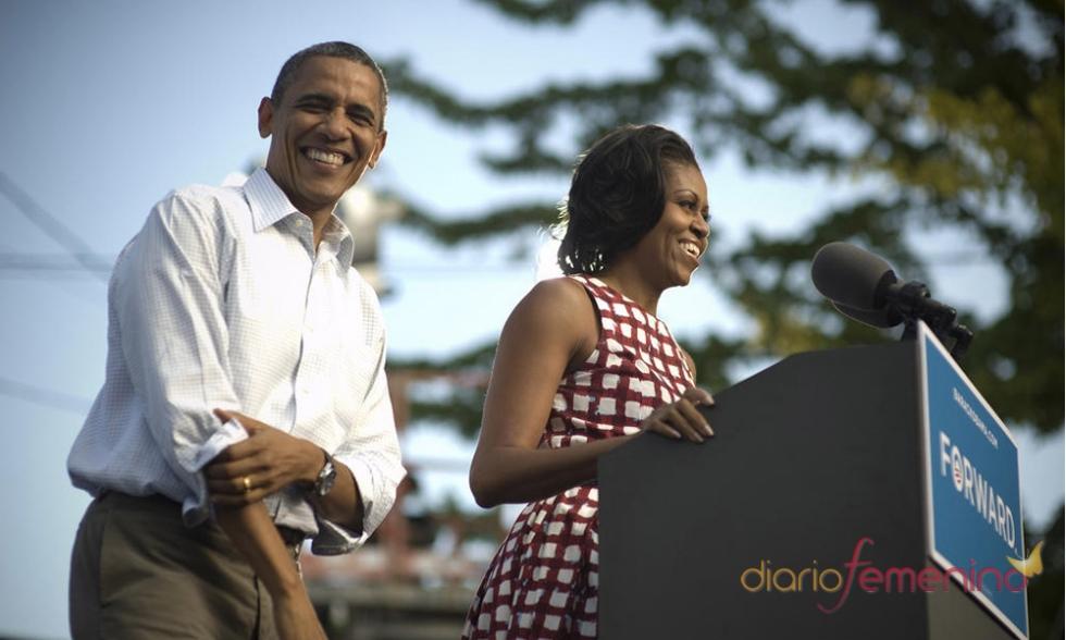 Michelle Obama ha tenido un papel clave en la carrera política de Barack como presidente de Estados Unidos
