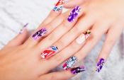 El nail art no tiene límites: uñas de todos los colores y estilos