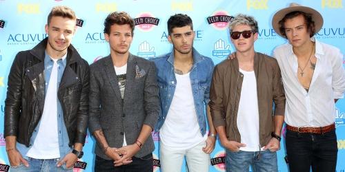 Harry Styles fue el One Direction más esperado en los TCA 2013