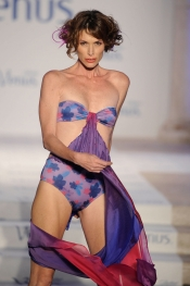 Cristina Piaget en los premios 'Diseño Gillette Venus 2012'