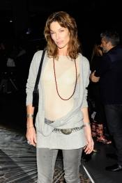 Cristina Piaget en Cibeles Madrid Fashion Week 2013