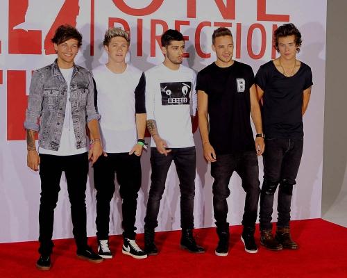 One Direction ha presentado su nueva película This is Us