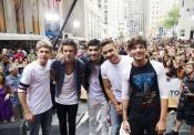 One Direction es un grupo unido, sus cantantes son amigos