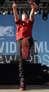 Bonita foto de Austin Mahone en los MTV MVA 2013