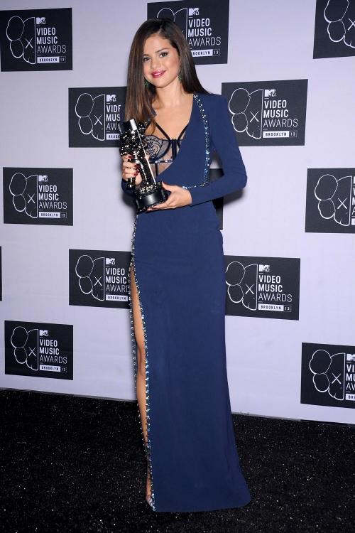 Selena Gomez, merecedora de un premio en los MTV VMA 2013