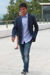 Alex Crivillé no ha faltado al funeral de Álvaro Bultó
