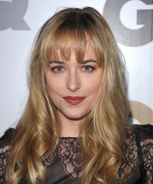 ¿Te gusta Dakota Johnson en 50 Sombras de Grey como Anastasia Steele?